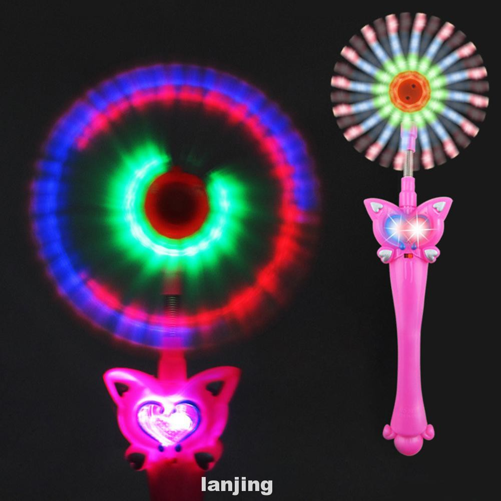 Singing Children Random Color Gift Musical Funny Replacement Camping Light Stick
