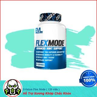 [Sale] Thực Phẩm Bổ Sung Hỗ Trợ Xương Khớp Evl Flex Mode ( 90 viên )
