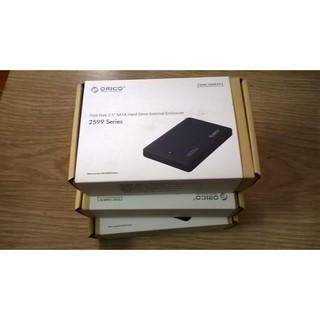 Box ổ cứng HDD SSD 2.5 SATA sang USB 3.0 Orico ( ĐEN )