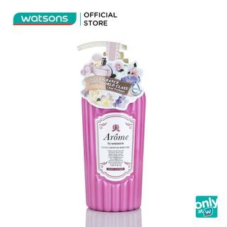 Sữa Dưỡng Da Hương Nước Hoa Arome By Watsons Cool Chiffon 500ml thumbnail