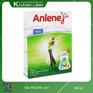 Sữa Bột Anlene Vani Hộp Giấy 440g cho Người 19-45 Tuổi