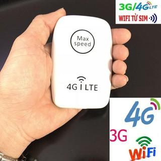 Củ Phát Wifi 4G Từ Sim 3G 4G Hàng Quốc Tế Chính Hãng, Bản Mới Ra, Tốc Độ Cao, Đa Mạng, Pin Bền