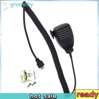 Micro Cầm Tay 8 Pin Cho Kenwood Mobile Radios Kmc-30 Tk-860 Tk-7108Hm thumbnail