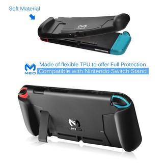 Ốp nhựa TPU mềm bảo vệ máy chơi game Nintendo Switch thumbnail