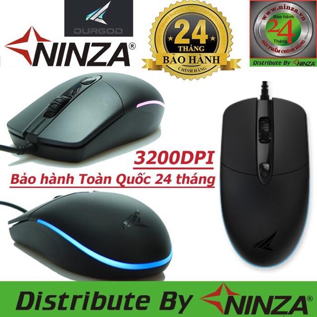 [FREESHIP TỪ 150K] Chuột gaming Durgod Aries M39 3200DPI chính hãng Giá chỉ 150.000₫