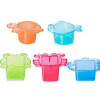bộ 5 đồ chơi xếp chồng cho bé khi tắm UP4011
