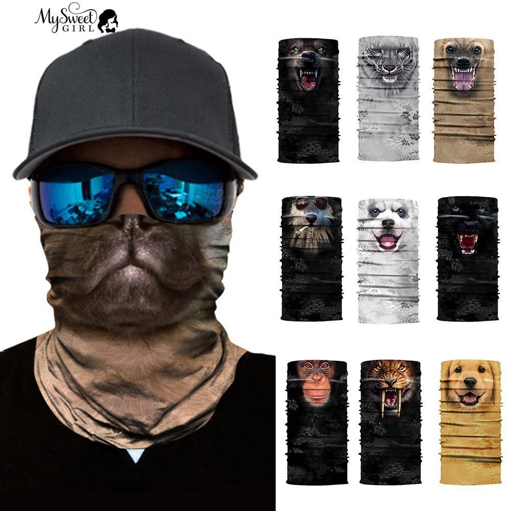 Khẩu trang chống nắng in hình động vật -shop SLIMEMOCHISQUISHY
