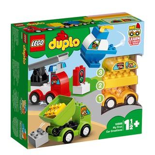 """[Mã LIFE0404 giảm 10% đơn 100K] LEGO DUPLO 10886 Bộ Xe Hơi Đầu Tiên Của Bé ( 34 Chi tiết) giá chỉ còn <strong class=""""price"""">49.900.000.000đ</strong>"""