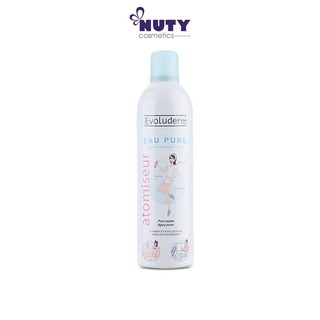 Xịt Khoáng Evoluderm Pure Water Spray (400ml)