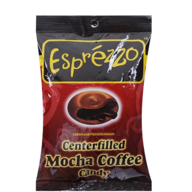 Kẹo cà phê nhân mocha Esprézzo 150g