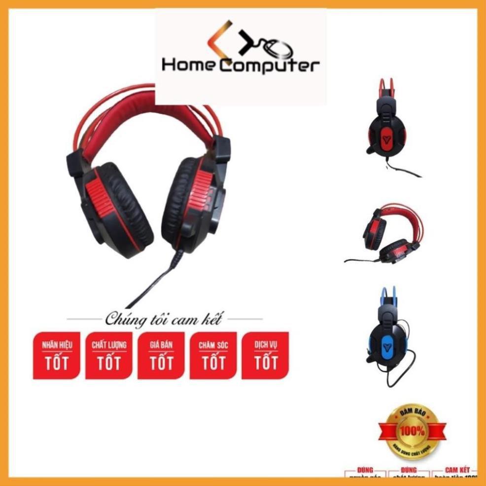 Tai nghe - Tai nghe ốp tai M8 chuyên game cao cấp,giá rẻ, bảo hành 6 tháng - Home Computer
