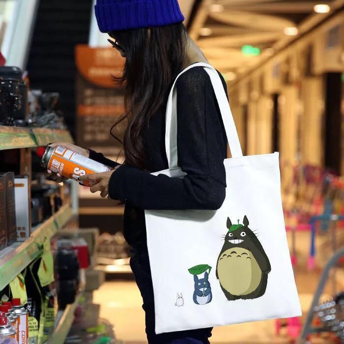Túi xách totoro siêu xinh