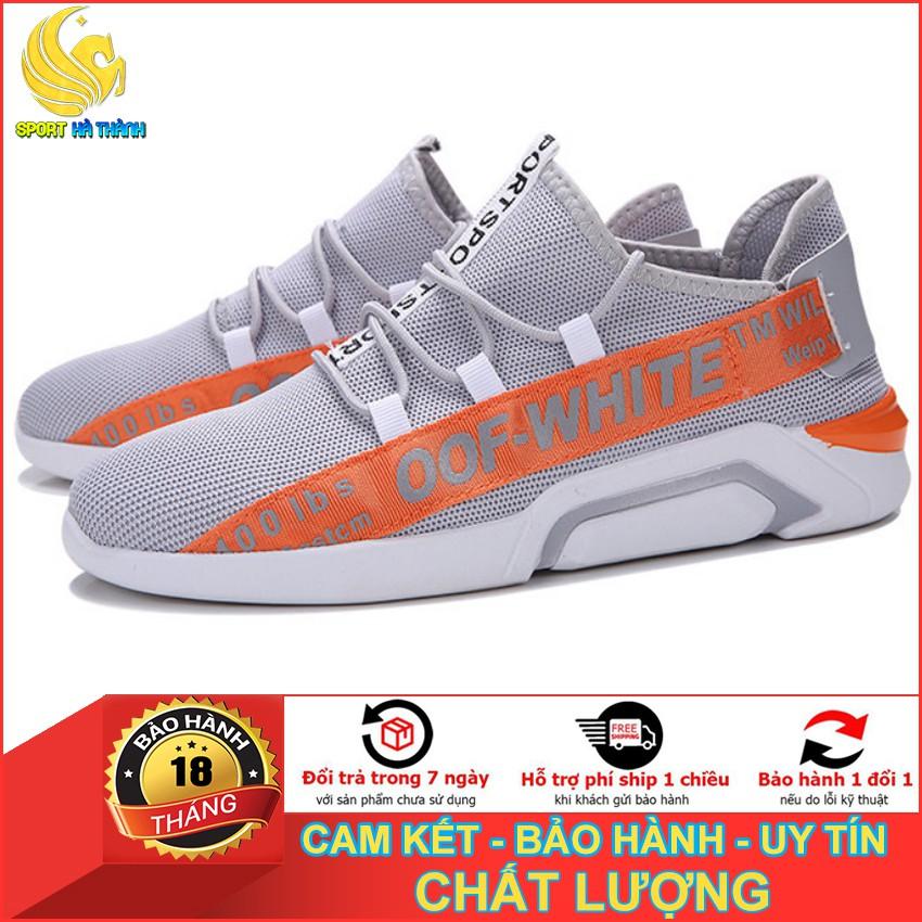 Giày sneaker nam thời trang Sport Hà Thành -