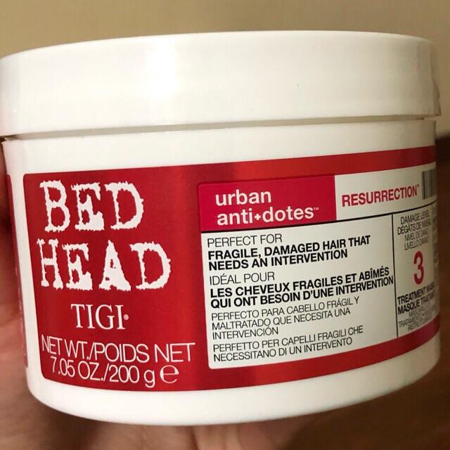 Ủ tóc Tigi siêu phục hồi tóc hư tổn cấp độ 3