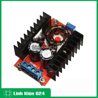 Module Boost DC-DC 10A 150W In 10-32V Out 12V-35V thumbnail