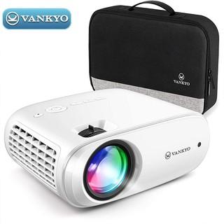 Máy chiếu mini VANKYO Cinemango 100 độ phân giải thực HD Màu trắng - Bảo hành 24 tháng chính hãng thumbnail
