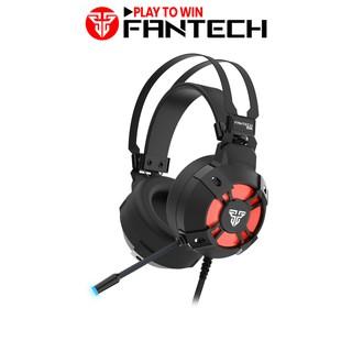 Tai nghe FanTech Captain 7.1 HG11 kết nối bằng cổng USB có LED RGB