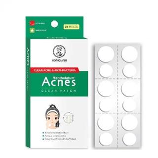 Miếng dán mụn Acnes Clear Patch H24 miếng thumbnail
