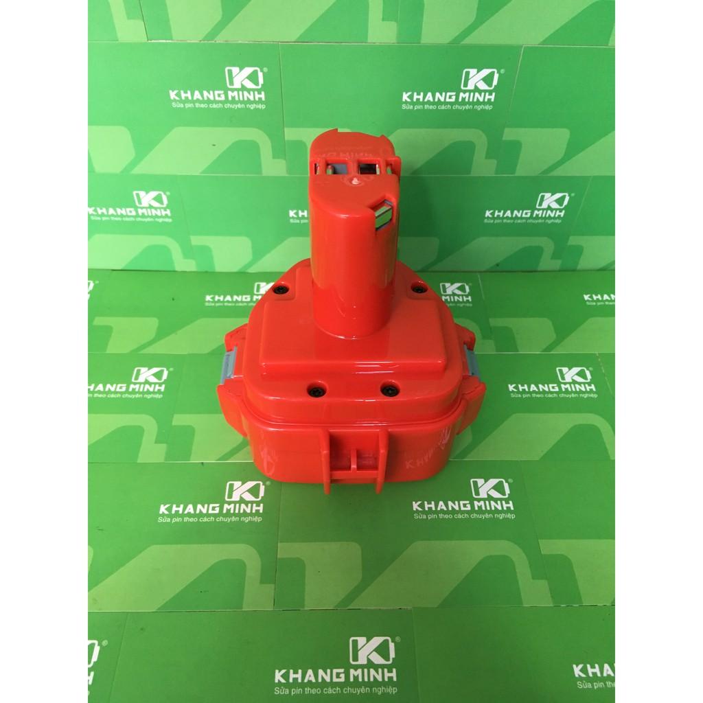 KM Vỏ pin Makita 12V - 3.0Ah Ni-cd, vỏ mới 100% có ốc vặn, dễ tháo lắp. - 2958925 , 983800778 , 322_983800778 , 65000 , KM-Vo-pin-Makita-12V-3.0Ah-Ni-cd-vo-moi-100Phan-Tram-co-oc-van-de-thao-lap.-322_983800778 , shopee.vn , KM Vỏ pin Makita 12V - 3.0Ah Ni-cd, vỏ mới 100% có ốc vặn, dễ tháo lắp.