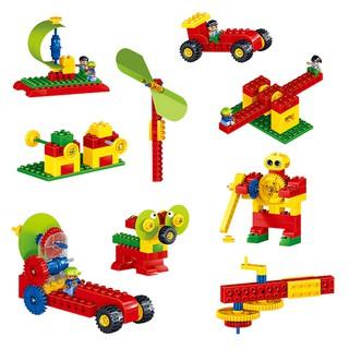Bộ Đồ Chơi Lắp Ráp Lego Hình Cối Xay Gió 9656