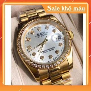 [Free Ship] [Siêu Phẩm] Đồng hồ nam rolex full màu leocamwatch thumbnail