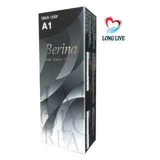 Thuốc nhuộm tóc Berina A1 - Thái Lan 60ml