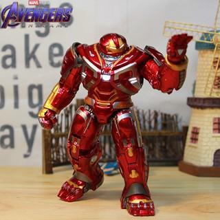 [Nhập mã TOYJUNE giảm 10K]Mô hình Hulkbuster 2.0 Mark 44 Full Led Khớp Non Marvel Legends Infinity War
