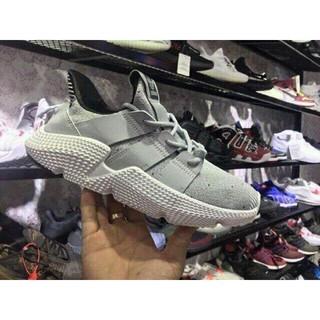 [BÁN SỈ LẺ] Giày Prophere xám lót đen mới