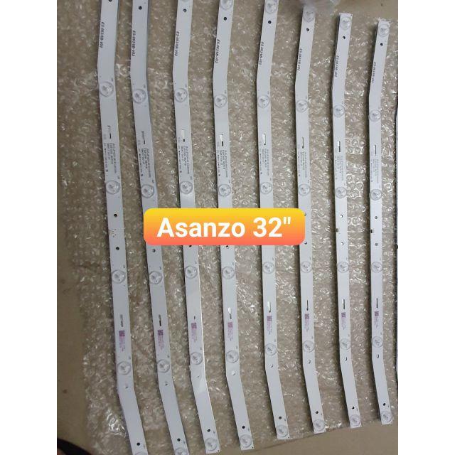 thanh led tivi Asanzo 32 inch  - giá 1 thanh 6