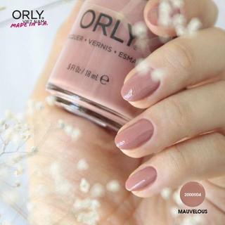 Sơn móng Orly 200004, nhập khẩu Mỹ, chính hãng, có phiếu công bố mỹ phẩm