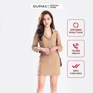 Chân váy ôm cơ bản GUMAC VB1256
