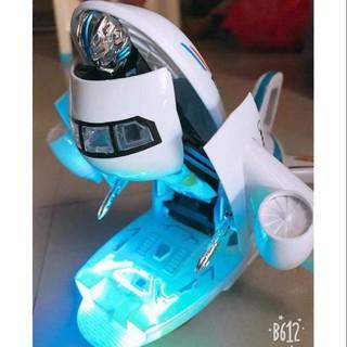 Máy Bay Airbus Biến Hình Robot Tăng Sáng Tạo Và Linh Hoạt Cho Trẻ ohmygot121