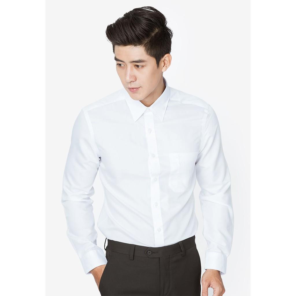 áo sơ mi owen màu trắng