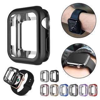 Ốp Bảo Vệ Mặt Đồng Hồ Thông Minh Apple Watch 40mm 44mm 38mm 42mm Series 5 4 3 2 1 thumbnail