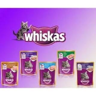 pate mèo lớn whiskas 85g nhiều Vị phong phú thumbnail