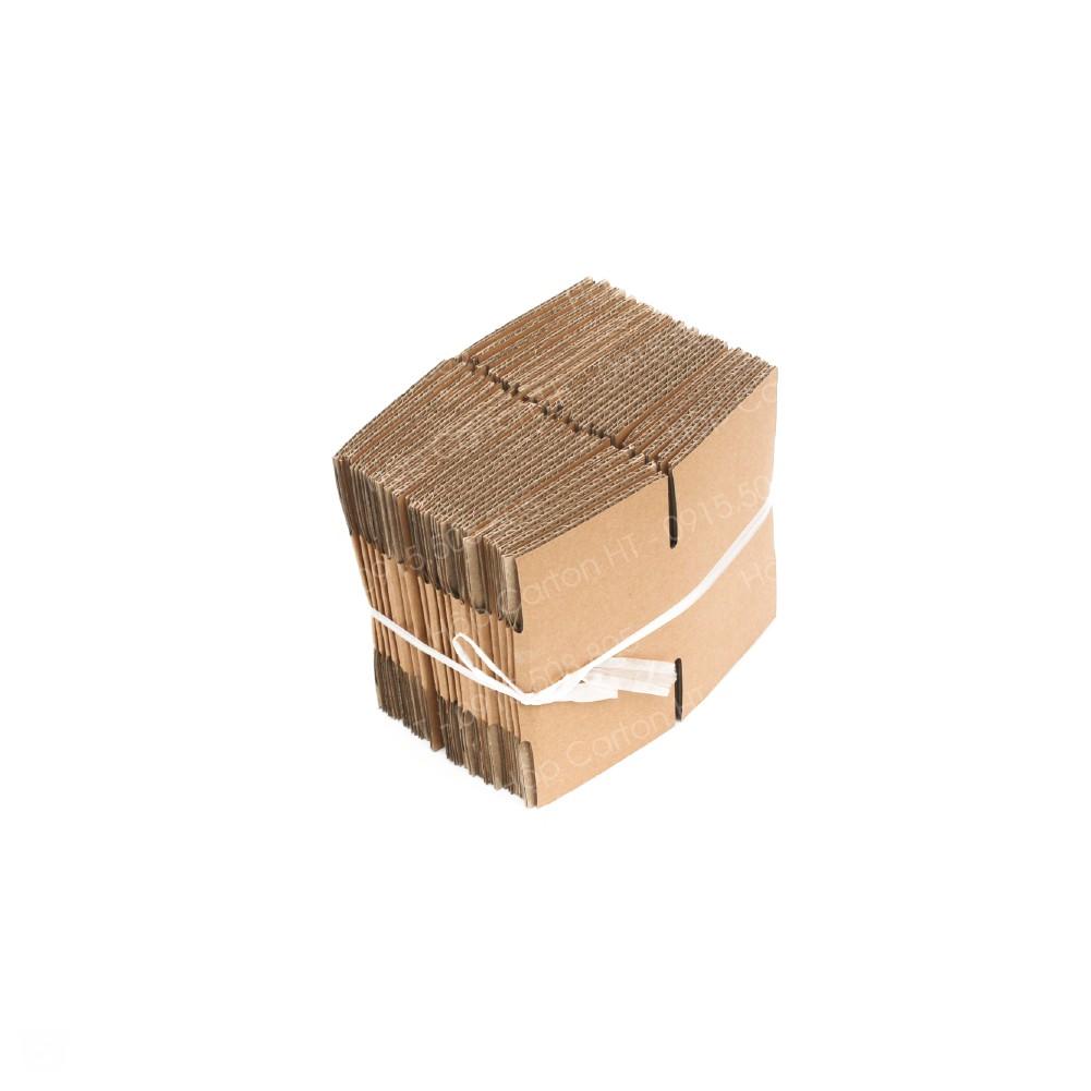 10x10x8 Hộp carton, thùng bìa giấy cod đóng gói hàng