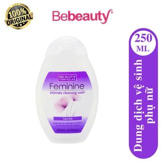 Dung dịch vệ sinh phụ nữ Beaty Formulas Feminune 250ml thumbnail