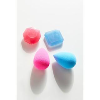 Set Mút trang điểm Beauty Blender kèm xà bông vệ sinh mút