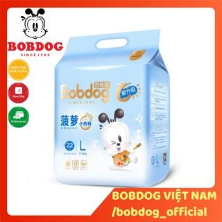 Bỉm Bobdog Dứa dán quần S24 M22 L20-M24 L22 XL20 XXL18 miếng thumbnail
