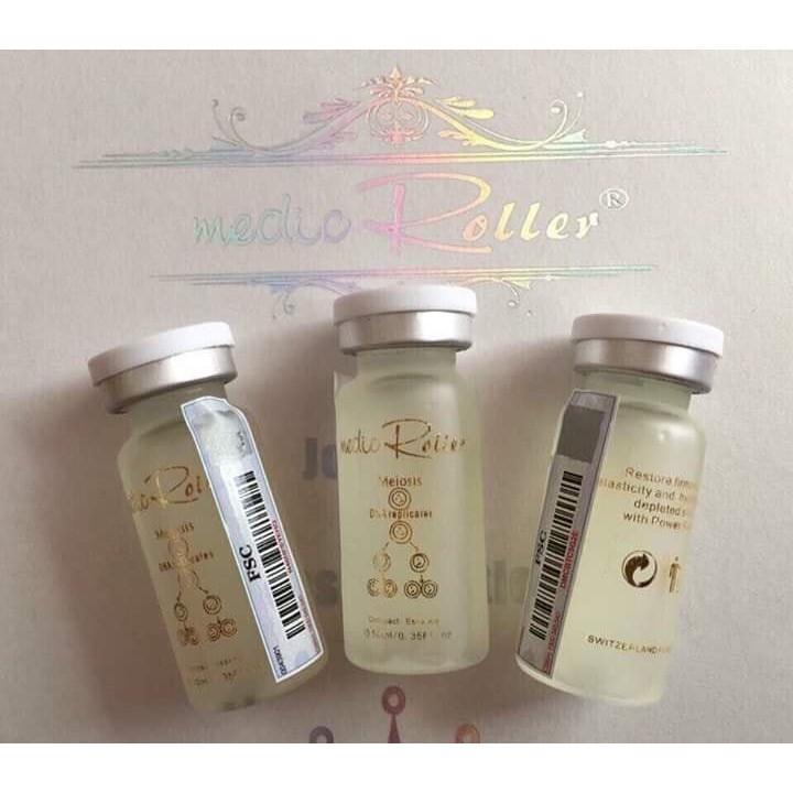 Tế bào gốc trị mụn, trị thâm Medic Roller