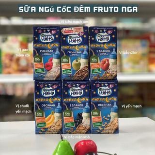 Sữa đêm ngày Nga Fructo 200ml cho bé 6th thumbnail
