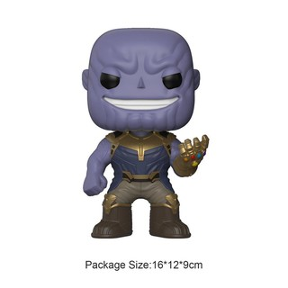 Funko POP The Avengers 3 Infinity War Thanos Vinyl Figure 4″ Toy Kid Gift