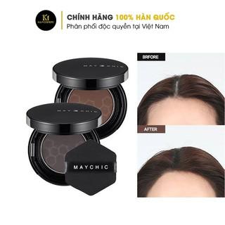 Phấn Phủ Che Khuyết Điểm Tóc Phấn Che Hói, Che khuyết điểm Chân tóc MAYCHIC 15g - MC201 thumbnail
