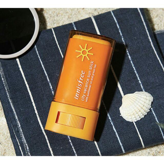 Kem chống nắng Innisfree dạng thỏi tiện lợi