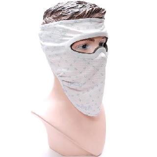Mặt nạ bảo hộ chống tia UV Knoxon Trắng kim cương - M010