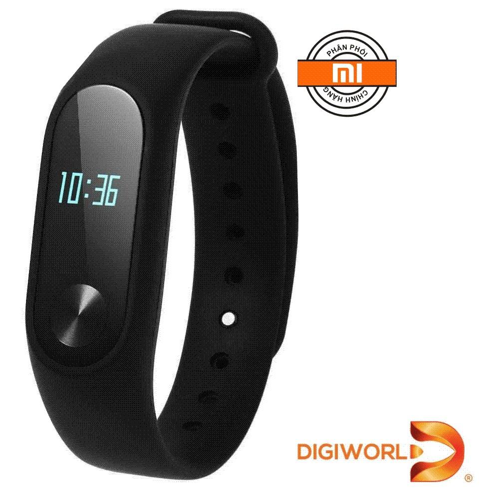 Xioami Mi Band 2 - Đồng hồ smart Watch - Hãng phân phối chính thức