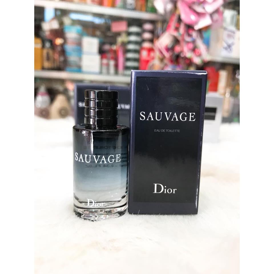 (10ml) Nước Hoa Dior Sauvage for men EDT 10ML CHÍNH HÃNG PHÁP - 3316639 , 600992340 , 322_600992340 , 580000 , 10ml-Nuoc-Hoa-Dior-Sauvage-for-men-EDT-10ML-CHINH-HANG-PHAP-322_600992340 , shopee.vn , (10ml) Nước Hoa Dior Sauvage for men EDT 10ML CHÍNH HÃNG PHÁP