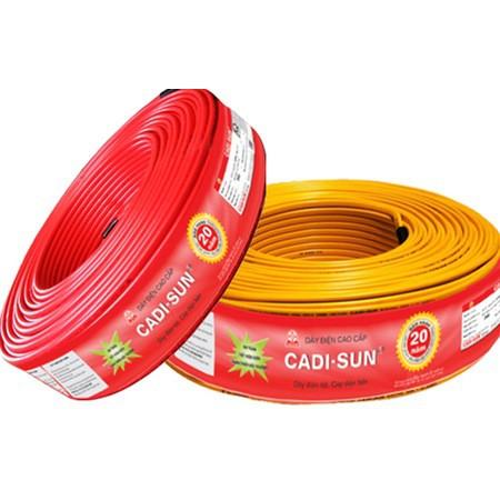 100m dây điện CADISUN 1x1,5   Shopee Việt Nam