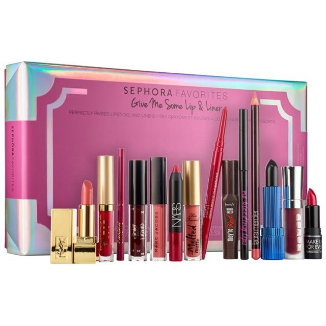 Set son Sephora Give Me Some Lip n Liner - 2509530 , 267742858 , 322_267742858 , 1600000 , Set-son-Sephora-Give-Me-Some-Lip-n-Liner-322_267742858 , shopee.vn , Set son Sephora Give Me Some Lip n Liner