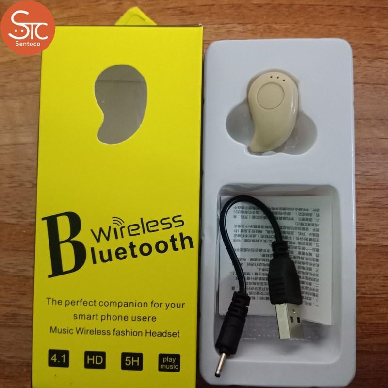 Tai Nghe Bluetooth Hạt Đậu Mini S530